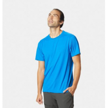 Men's Photon Short Sleeve T by Mountain Hardwear in Red Deer Ab