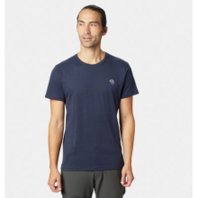 Men's Hardwear Logo Short Sleeve T by Mountain Hardwear in Vancouver Bc