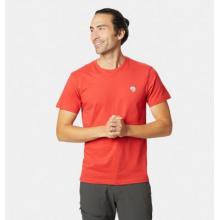 Men's Hardwear Logo Short Sleeve T by Mountain Hardwear in Prescott Az