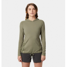Women's Crater Lake LS Hoody by Mountain Hardwear in Encinitas Ca