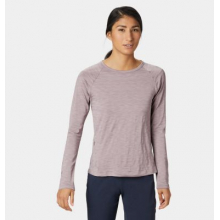 Women's Mighty Stripe Long Sleeve T by Mountain Hardwear in Denver Co