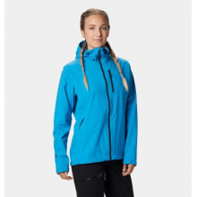 Women's Stretch Ozonic Jacket by Mountain Hardwear in Fort Collins CO