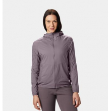 Women's Kor Preshell Hoody by Mountain Hardwear in Arcata Ca