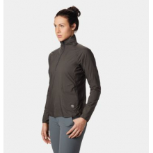 Women's Kor Preshell Pullover by Mountain Hardwear in Arcata Ca