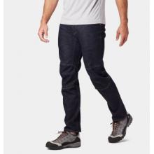 Men's Selvedge Denim Climb Pant by Mountain Hardwear in Aspen Co