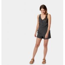 Women's Railay Romper Short by Mountain Hardwear in Eureka CA