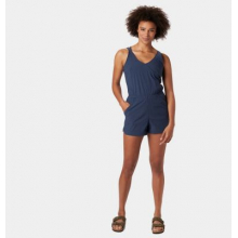 Women's Railay Romper Short by Mountain Hardwear in Surrey Bc