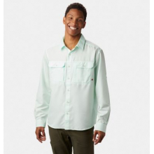 Men's Canyon Long Sleeve Shirt by Mountain Hardwear in Dublin Ca