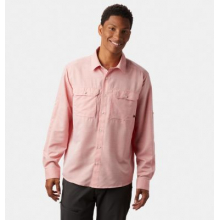 Men's Canyon Long Sleeve Shirt by Mountain Hardwear in Fairbanks Ak