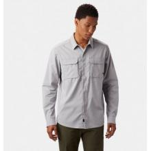 Men's Canyon Pro Long Sleeve Shirt by Mountain Hardwear in Salmon Arm Bc