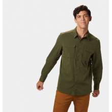 Men's Canyon Pro Long Sleeve Shirt by Mountain Hardwear in Coquitlam Bc