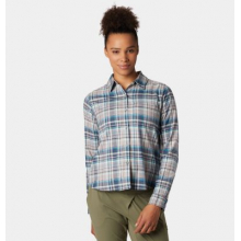 Women's Karsee Lite Long Sleeve Shirt by Mountain Hardwear in Nanaimo Bc