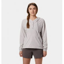 Women's Mallorca Stretch Long Sleeve Shirt by Mountain Hardwear in Denver Co