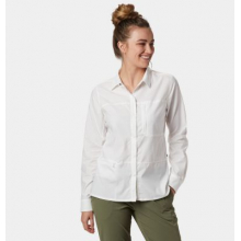 Women's Canyon Pro Long Sleeve Shirt by Mountain Hardwear in Arcata Ca