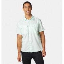 Men's Canyon Short Sleeve Shirt by Mountain Hardwear in Sacramento Ca