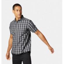 Men's Little Cottonwood Short Sleeve Shirt by Mountain Hardwear