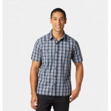 Men's Little Cottonwood Short Sleeve Shirt by Mountain Hardwear in Whistler Bc