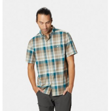 Men's Big Cottonwood Short Sleeve Shirt by Mountain Hardwear in Sioux Falls SD