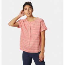 Women's Palisade Short Sleeve Shirt by Mountain Hardwear in Fremont Ca