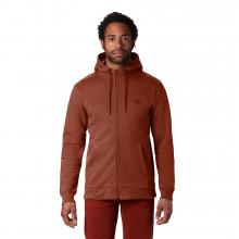 Men's Hardwear Logo Full Zip Hoody by Mountain Hardwear