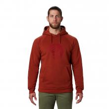Men's Hardwear Logo Pullover Hoody by Mountain Hardwear