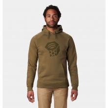 Men's Hardwear Logo Pullover Hoody by Mountain Hardwear in Golden CO