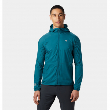 Men's Kor Preshell Hoody by Mountain Hardwear in Fort Mcmurray Ab