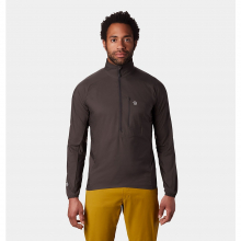 Men's Kor Preshell Pullover by Mountain Hardwear in Auburn Al