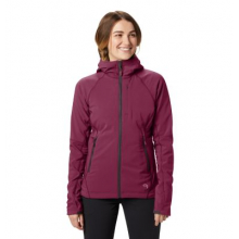 Women's Keele Hoody by Mountain Hardwear in Redding Ca