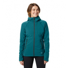 Women's Keele Hoody by Mountain Hardwear in Blacksburg VA