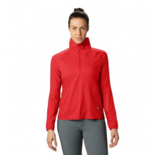 Women's Kor Preshell Pullover by Mountain Hardwear in Fort Collins CO