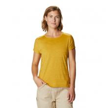 Women's Mighty Stripe Short Sleeve T
