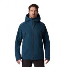 Men's Boundary Ridge Gore-Tex 3L Jacket by Mountain Hardwear in Aspen Co
