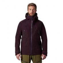 Men's Boundary Ridge Gore-Tex 3L Jacket by Mountain Hardwear in Whistler Bc
