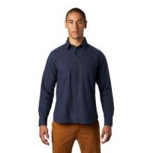 Men's Catalyst Edge Long Sleeve Shirt by Mountain Hardwear