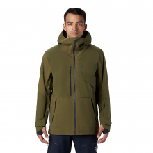 Men's Cloud Bank Gore-Tex Jacket by Mountain Hardwear in Whistler Bc