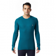Men's Diamond Peak Thermal Crew by Mountain Hardwear in Vancouver Bc