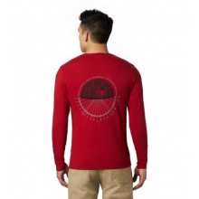 Men's Dome Degrees Long Sleeve T by Mountain Hardwear in Redding Ca