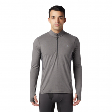 Men's Ghee Long Sleeve 1/2 Zip by Mountain Hardwear in Denver Co