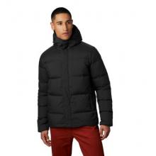 Men's Glacial Storm Jacket by Mountain Hardwear