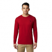 Men's Hardwear Logo Long Sleeve T