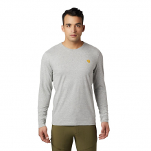 Men's Hardwear Logo Long Sleeve T by Mountain Hardwear in Denver Co