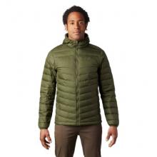 Men's Hotlum Hooded Jacket by Mountain Hardwear