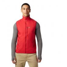 Men's Kor Strata Vest by Mountain Hardwear in Aspen CO