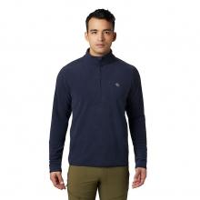 Men's Macrochill 1/2 Zip by Mountain Hardwear in Salmon Arm BC