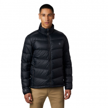 Men's Mt. Eyak Down Jacket by Mountain Hardwear in Canmore Ab