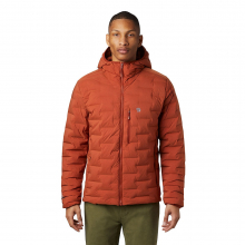 Men's Super/DS Stretchdown Hooded Jacket