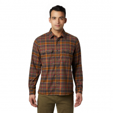 Men's Voyager One Long Sleeve Shirt by Mountain Hardwear in Glenwood Springs CO