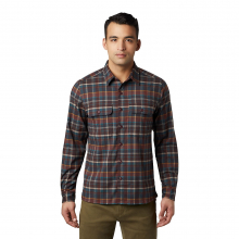 Men's Voyager One Long Sleeve Shirt by Mountain Hardwear in Vernon BC