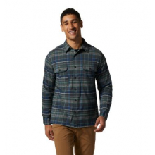 Men's Voyager One Long Sleeve Shirt by Mountain Hardwear in Squamish BC